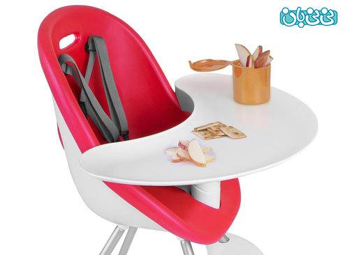 صندلی غذای کودک، انتخاب درست!