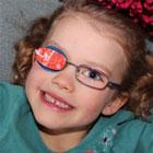 تنیلی چشم کودک، روش تشخیص