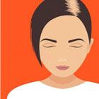 علت نازک شدن موی زنان، کچل می شم!