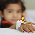 تالاسمی شدید کودک، علائم
