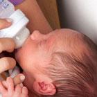 شیردادن به نوزاد نارس، روش صحیح