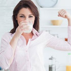 تقویت استخوان زنان، تغذیه مناسب