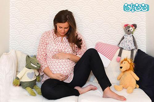 علائم هفته پنجم بارداری