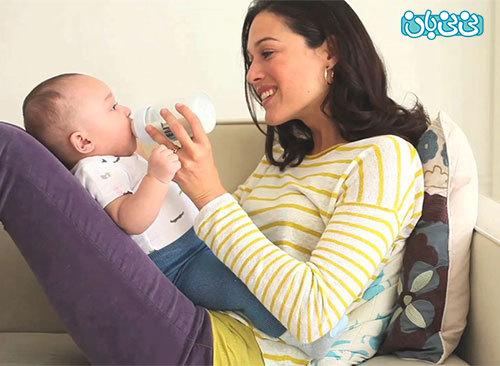 اصول تغذیه نوزادان، بدو تولد تا یک سالگی
