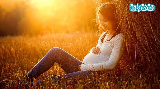 علائم بارداری در هفته هفتم