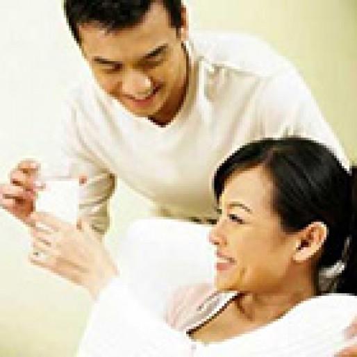 دوران بارداری و زایمان، وظایف شوهر