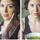 زیبایی پوست صورت، ماسک درمانی!