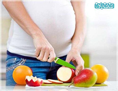 ویتامین های مورد نیاز در بارداری