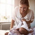 چهارماهگی نوزاد، بیماری های شایع