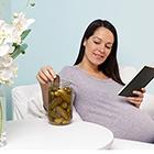 علت ویار در بارداری، چطور حلش کنم؟