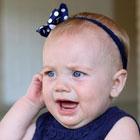 علائم عفونت گوش نوزاد، راه درمان