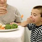 بد غذا بودن کودک، دو قاشق دیگه بخور!