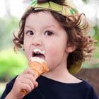 خوردن خامه در کودکان، مفید یا مضر؟