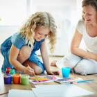 خلاقیت در کودکان، یعنی هیچ کاری نکردن؟
