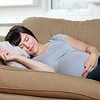 خواب راحت در بارداری، راهکارهای خوردنی