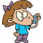 آسم در کودکان، روش تشخیص