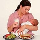 تغذیه دوران شیردهی، همه چی بخورم؟