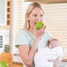 تغذیه هنگام شیردهی، تازه مادرها بخوانند