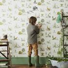 کاغذ دیواری اتاق کودک، سورپرایزش کنید