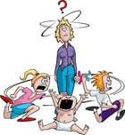 رفتار با کودک ناسازگار، دست رو دست نگذارید