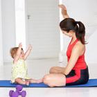فعالیت بدنی در کودکان، یک دو سه بدو