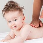 فواید ماساژ نوزاد، چه انرژی بخش!