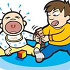حسادت بچه اول به دوم، چطور رفتار کنیم؟