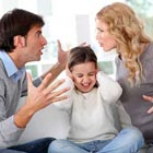 تاثیر مشکلات خانوادگی بر کودک، چقد بد!