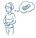 قصد بارداری دارم، شک به دلت راه نده