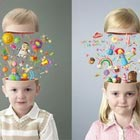 پرورش خلاقیت کودک، میخوام بچم خاص باشه