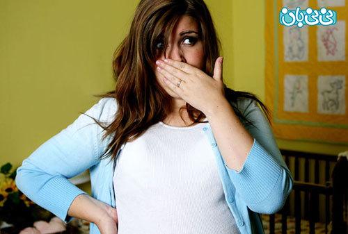 علائمی که نشان می دهند باردارید