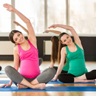 زایمان طبیعی، ورزش می تواند کمک کند؟