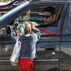 مشکلات کودکان خیابانی، تبعات موادفروشی
