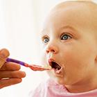 غذای کمکی نوزاد، چرا چاق نمی شه؟