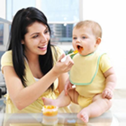 تغذیه کودک، همه خوراکی های لازم