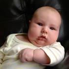 کودک چاق، انتقال ژن از اسپرم