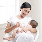 افزایش وزن نوزاد، تاثیر شیر مادر