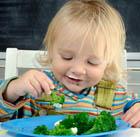 افزایش هوش کودک، تاثیر بروکلی
