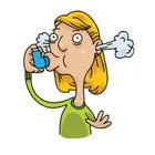 علت آسم در کودکان، نفسش بالا نمیاد
