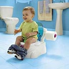 آموزش دستشویی رفتن به بچه، آمادگی دارد؟