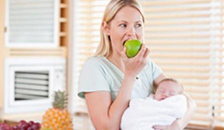 رژیم دوره شیردهی، متفاوت با دوره بارداری/ کلیپ