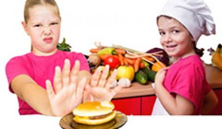 آموزش تغذیه سالم به کودکان/ کلیپ