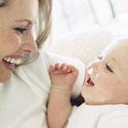 ارتباط چشمی در نوزادان، نقش بازی ساده