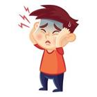 درمان سردرد در کودکان، امونش رو بریده