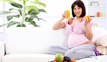 تغذیه دوران بارداری، نکات مهم/ کلیپ