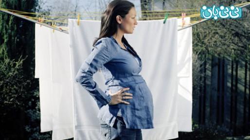 ضرر موادشوینده در بارداری، مسئله این است!