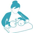 شیر دادن به دوقلوها، مصائب مادرانه