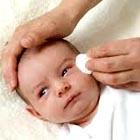 مراقبت از چشم نوزاد، درمان عفونت