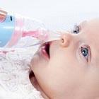 راههای باز کردن بینی نوزاد، استفاده از پوآر