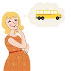 خطرات سفر در بارداری، مراقب باشید